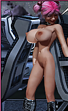 3D shemale space oddity newhalf sex scenes