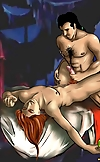 Beauty and the Beast in dirty gay porn perception