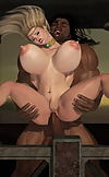 3D BDSM Toon Galleries