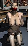 3D BDSM Toon Galleries