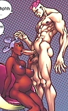 interracial cartoon comics