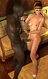 Interracial 3d free gallery