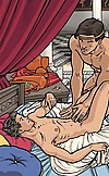 Hot adult gay comics right here for you