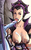 Porn He-Man vixens pleasuring the good and the evi
