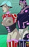 Digital beauty Mara turns into a helpless fuck sla