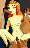 Totally Spies chicks fucking and sucking
